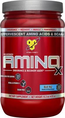 BSN Amino X BCAA(435 g, Blue Raz)