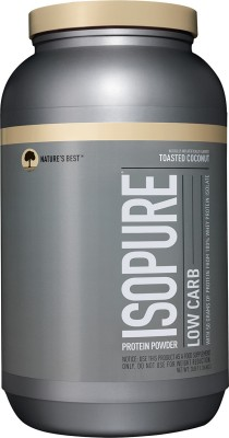 Nature's Best Isopure Low Carb Whey Proteins (1.36Kg)