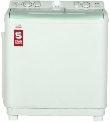 Godrej 8.5 kg Semi Automatic Top Load Washing Machine Green, White(GWS 8502 PPL) (Godrej)  Buy Online