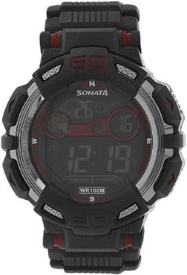 Sonata WT77009PP01JK  Digital Watch For Boys