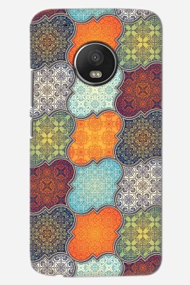 CLASSY CASUALS Back Cover for Motorola Moto G5 Plus Multicolor