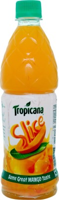 Tropicana Slice Mango Juice(600 ml)