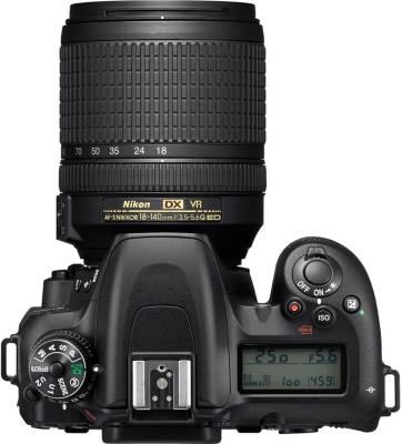 Nikon D7500 DSLR (With AF-S VR NIKKOR 18-105.. Image
