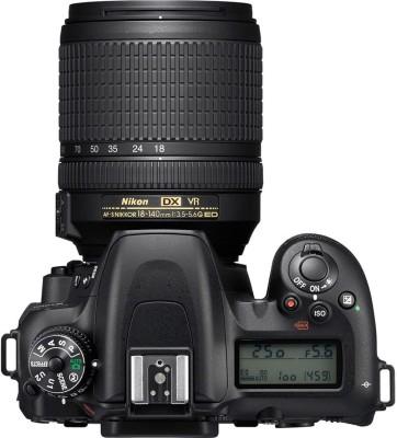 Nikon DX D7500 DSLR Camera AF-S VR NIKKOR 18-105mm VR lens(Black)