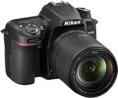 Nikon D3400 DSLR Camera Body with Single Lens: AF-P DX NIKKOR 18-55 mm f/3.5-5.6G VR Kit (16 GB SD Card + Camera Bag)(Black)