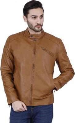 Bullseye Full Sleeve Solid Men's Casual  Jacket