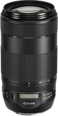 Canon EF70-300 mm f/4-5.6 IS II USM ZOOM Lens Lens(Black, 24 - 105) 1