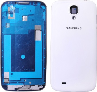 Emrse ??? Samsung Galaxy S4 Front & Back Panel(White Frost)