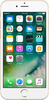 Apple iPhone 6 (Gold, 32 GB)