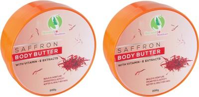Sreyansh Healthcare Saffron Body Butter(400 g) at flipkart