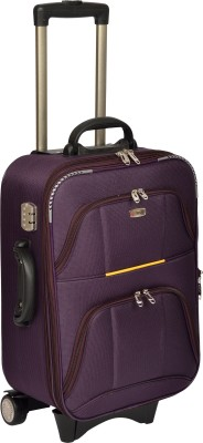 Trekker TTB ACEEXP20PL/A Expandable Cabin Luggage   20 inch Purple