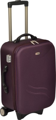 Trekker TTB ICONEXP20PL/A Expandable  Cabin Luggage   20 inch Purple