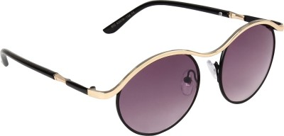 Zyaden Round Sunglasses(For Girls)