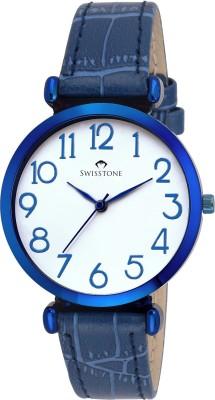 SWISSTONE CK301-BLUE  Analog Watch For Women