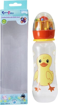 Toys Factory Baby Feeding Bottle - 250 ml(Multicolor)