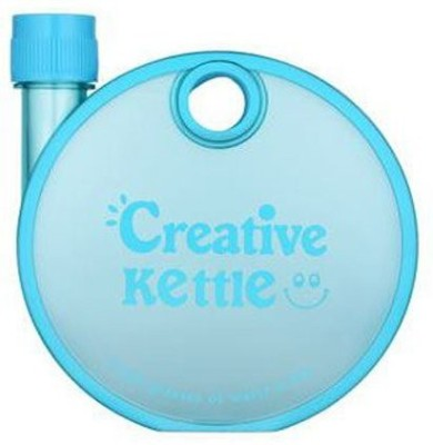 V Moda™ kettle 380 ml Bottle(Pack of 1, Blue)  available at flipkart for Rs.195