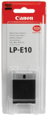 Canon LP-E10 Camera Lithium-ion(Yes)