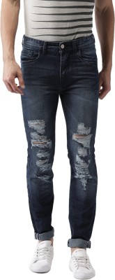 Mast & Harbour Slim Men Blue Jeans at flipkart