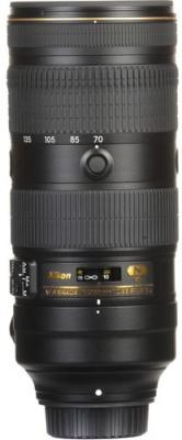 Nikon AF-S NIKKOR 70-200MM F/2.8E FL ED VR  Lens(Black, 90)