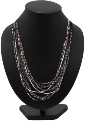 Voylla Artificial Beaded Plain Alloy Necklace at flipkart