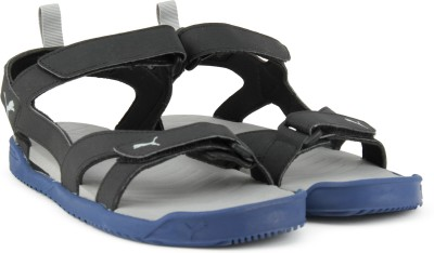 Puma Men TRUE BLUE-Puma Black Sandals