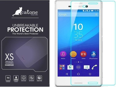 Catone Tempered Glass Guard for Sony Xperia Z1 Compact(Pack of 1)