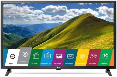 LG 32LJ510D 32 Inch HD Ready LED TV Image