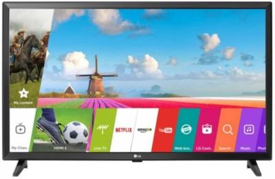 LG 80 cm (32 inch) HD Ready LED Smart TV(32LJ616D)
