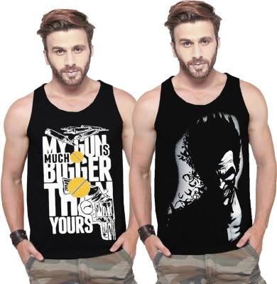 Tripr Men Vest(Pack of 2)