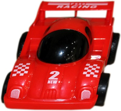 Toys Factory Racing Cars Rattle(Red)