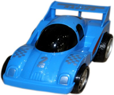 Toys Factory Racing Cars Rattle(Blue)