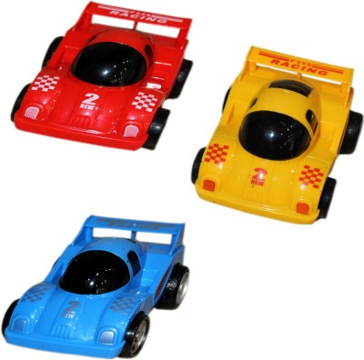 Toys Factory Racing Car Rattle(Multicolor)