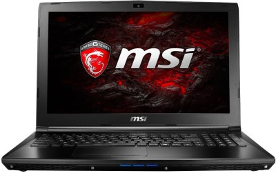MSI GL62M 7RDX Intel Core i7 8 GB 1 TB DOS 15 Inch - 15.9 Inch Laptop
