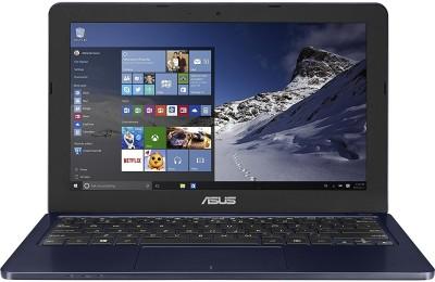 Asus Celeron Celeron Dual Core - (2 GB/500 GB HDD/DOS) E202SA-FD111D Notebook(11.6 inch, Black)