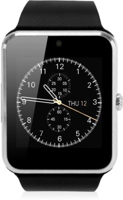 Attire Compatible IOS-Android Quality Smartwatch(Black Strap Large) at flipkart