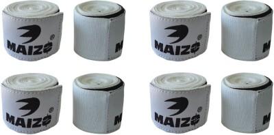 Maizo MHW White 180 4 Set White Boxing Hand Wrap(White, 120 inch)