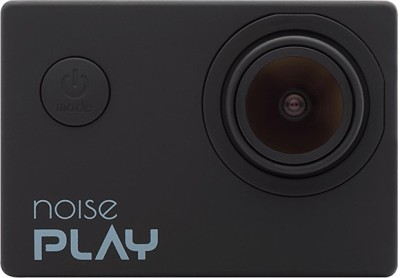 View Noise Play 1 Play Sports and Action Camera(Black 16 MP) Price Online(Noise)
