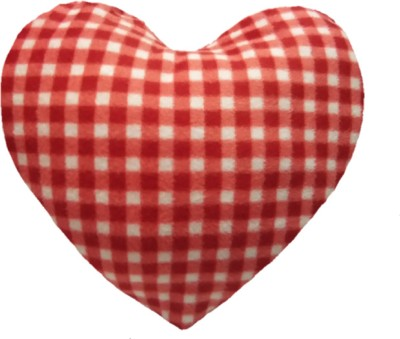 Aparshi Heart soft stuffed cushion toy for friend  - 30 cm(Red)