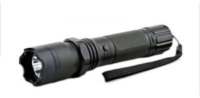 J GO 3 million volt Rechargeable Flash Light Stun Gun
