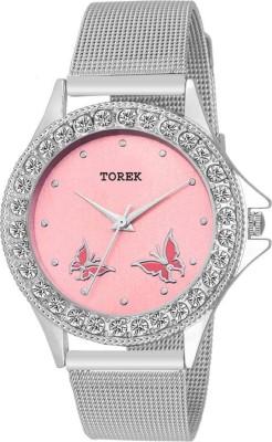 TOREK Branded Butterfly Designer MJDC 2114 Analog Watch   For Girls