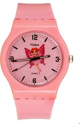 Vizion 8822-5-1  Analog Watch For Girls