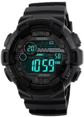 SKMEI Multifunction Chronograph Digital Sports Watch For Men Digital Watch  - For Boys