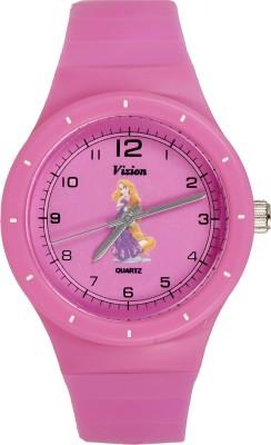 Vizion 8825-2-2  Analog Watch For Girls