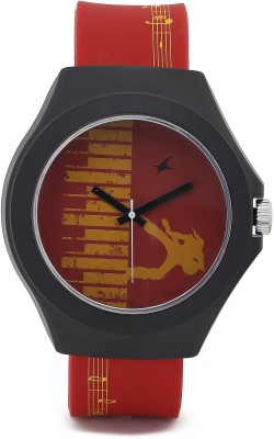 Fastrack NG38004PP03J  Analog Watch For Unisex