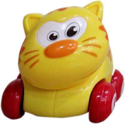 Toys Factory Toys Factory Small Animal Product For Kids(Cat) Rattle(Multicolor)