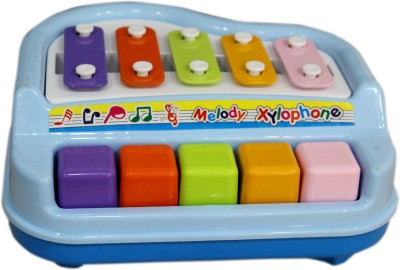 Toys Factory Toys Factory Melody Musical Xolophone Rattle(Multicolor)