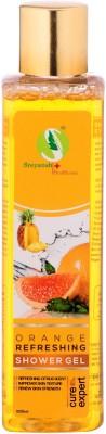 Sreyansh Healthcare Orange Refreshing Shower Gel 200 ml