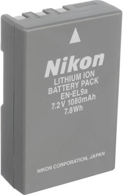 Nikon EN-EL9a Camera Lithium-ion(Yes)