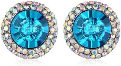 Shimmer Divine Luxuria Cubic Zirconia Alloy Clip on Earring Shimmer Divine Earrings