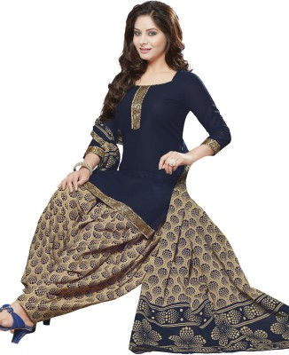 Reya Cotton Printed Salwar Suit Material(Unstitched)